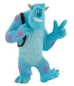 Bullyland Monsters University Sulley - 7cm