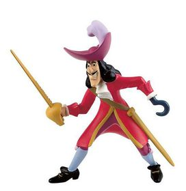 Bullyland Peter Pan Captain Hook - 10cm