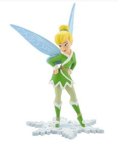 Bullyland Tinkerbell & The Secret of the Wings Winterfairy - 10.5cm