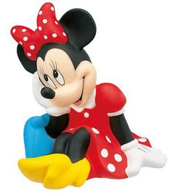 Bullyland Mickey Mouse Club House Minnie Money Bank - 18cm