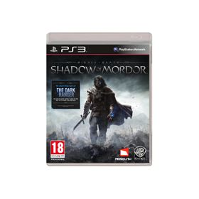 Middle Earth Shadow of Mordor (PS3)