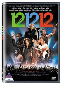 12-12-12 The Concert for Sandy Relief (DVD)