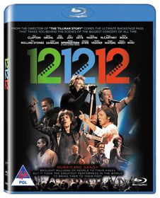 12-12-12 The Concert for Sandy Relief (Blu-ray)