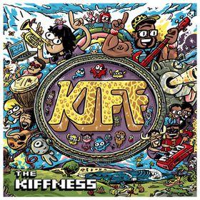 The Kiffness - Kiff (CD)