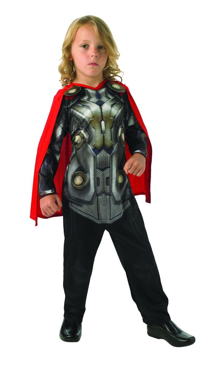 Marvel Thor Classic Costume - Medium (ages 5-6) | Buy Online in ...