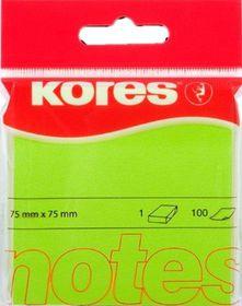 Kores Neon Notes - Green (100 Sheets)
