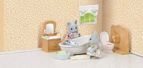 Sylvanian Family Bathroom Set