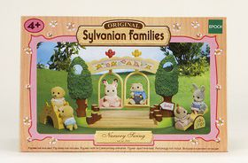 Sylvanian Family Nursery Swing