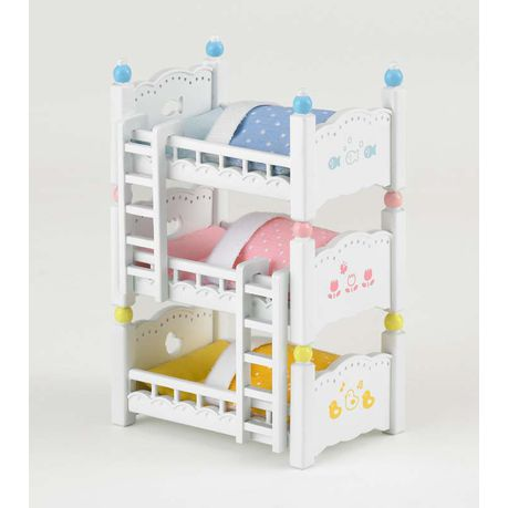 Sylvanian Family Triple Bunk Beds Buy Online In South Africa