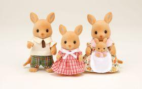 Sylvanian Family Kangaroo Family