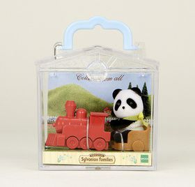 Sylvanian Family Carry Case - Panda