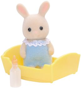 Sylvanian Family Milk Rabbit Baby
