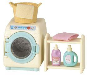 Sylvanian Family Washing Machine Set
