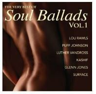 Very Best Of Soul Ballads - Vol.1 - Various Artists (CD)