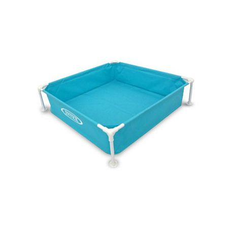 Intex - Pool - Metal Frame - Mini - Blue | Buy Online in South ...