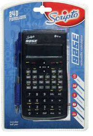 Scripto 925E Scientific Calculator
