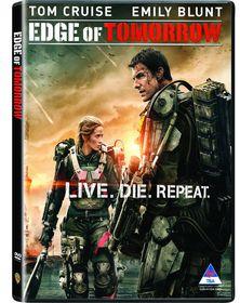 Edge Of Tomorrow (DVD)
