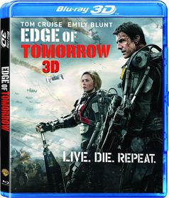 Edge Of Tomorrow (3D & 2D Blu-ray)