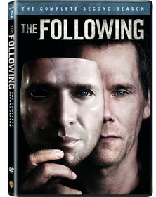 The Following Season 2 (DVD)