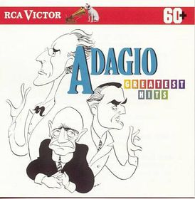 Adagios - Greatest Hits - Various Artists (CD)