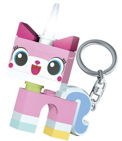 LEGO Movie Unikitty Key Chain Light