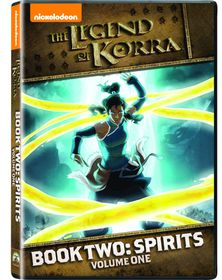Legend Of Korra: Spirits Book 2 Vol 1 (DVD)