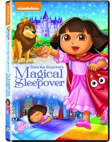 Dora The Explorer: Magical Sleep Over (DVD)