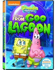 Spongebob Squarepants: It Came From Goo Lagoon (DVD)