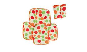 Clevamama - Car Seat Support - with 2 Strap Covers