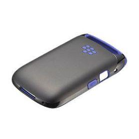BlackBerry Premium Shell - Black & Violet