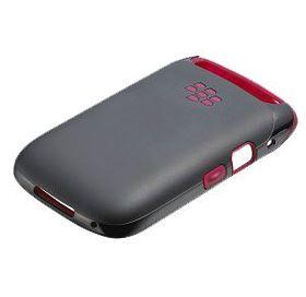 BlackBerry Premium Shell - Black & Pink