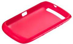 BlackBerry Curve 9380 Soft Shell - Pure Red