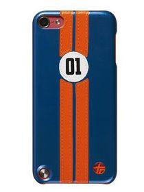 Trexta Retro Racer for IPhone 5 - Blue & Orange