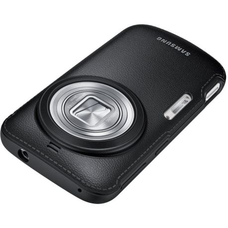 pretty nice 14f79 fd722 Samsung Galaxy K Zoom Protective Cover - Black | Buy Online in South ...