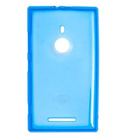 Mozo Nokia Lumia 925 TPU Cover - Blue