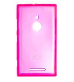 Mozo Nokia Lumia 925 TPU Cover - Pink