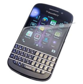 BlackBerry Q10 Genuine Screen Protector - Twin Pack