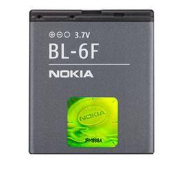 Nokia BL-6F Li ion Battery - Black