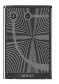 Nokia BP-5L Li ion Battery - Black