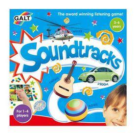Galt Toys Soundtracks