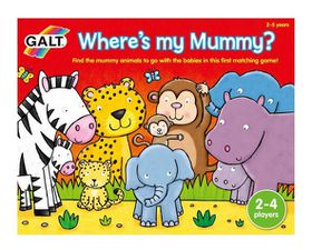 Galt Toys Where's my Mummy Game