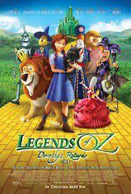 Legends Of Oz: Dorothy'S Return (DVD)
