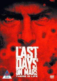 Last Days On Mars (DVD)