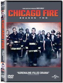 Chicago Fire Season 2 (DVD)