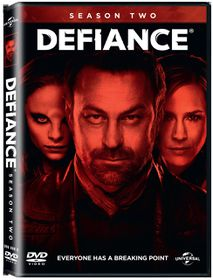 Defiance Season 2 (DVD)