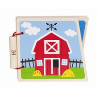 Hape At The Farm Disp6 Each