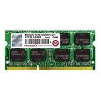 Transcend 8GB DDR3-1600 Notebook Memory