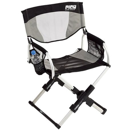 pico folding chair sale gci outdoor pico armchair sage grey buy online in south africa