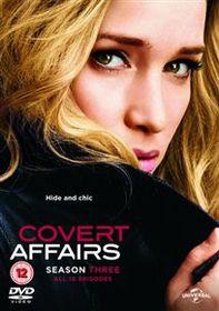 Covert Affairs:Season Three (Import DVD)