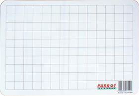 Parrot Plastic 297x210mm Squares Writing Slate